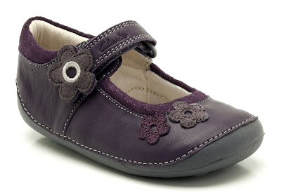 Clarks_Little_Candy_Purple_Leather