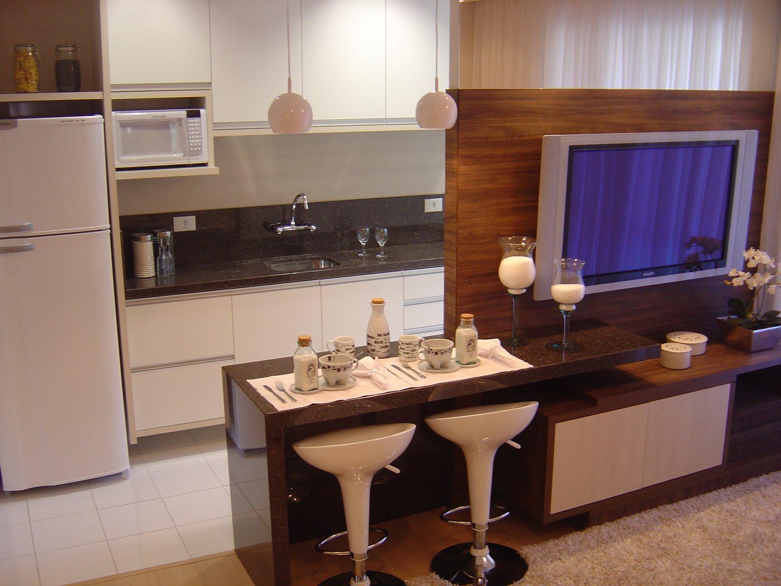 Sala De Estar E Tv Juntos ~ Chá de Casa Nova Sala de estar