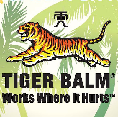 Tiger Balm, Works where It Hurts