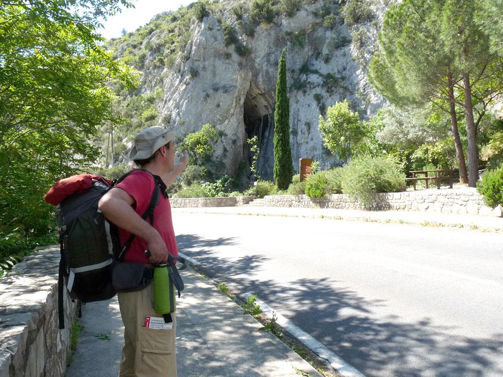 クラムズの洞窟 Grotte de Clamouse