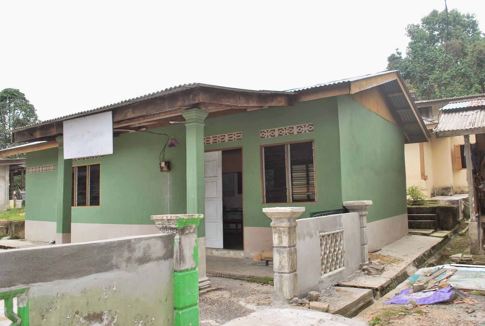 PASTI AT TAQWA, KG BUKIT P.CHONDONG