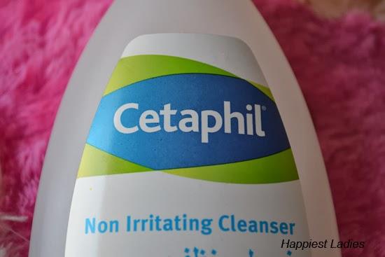 Cetaphil Non Irritaing Cleanser for Sensitive Skin