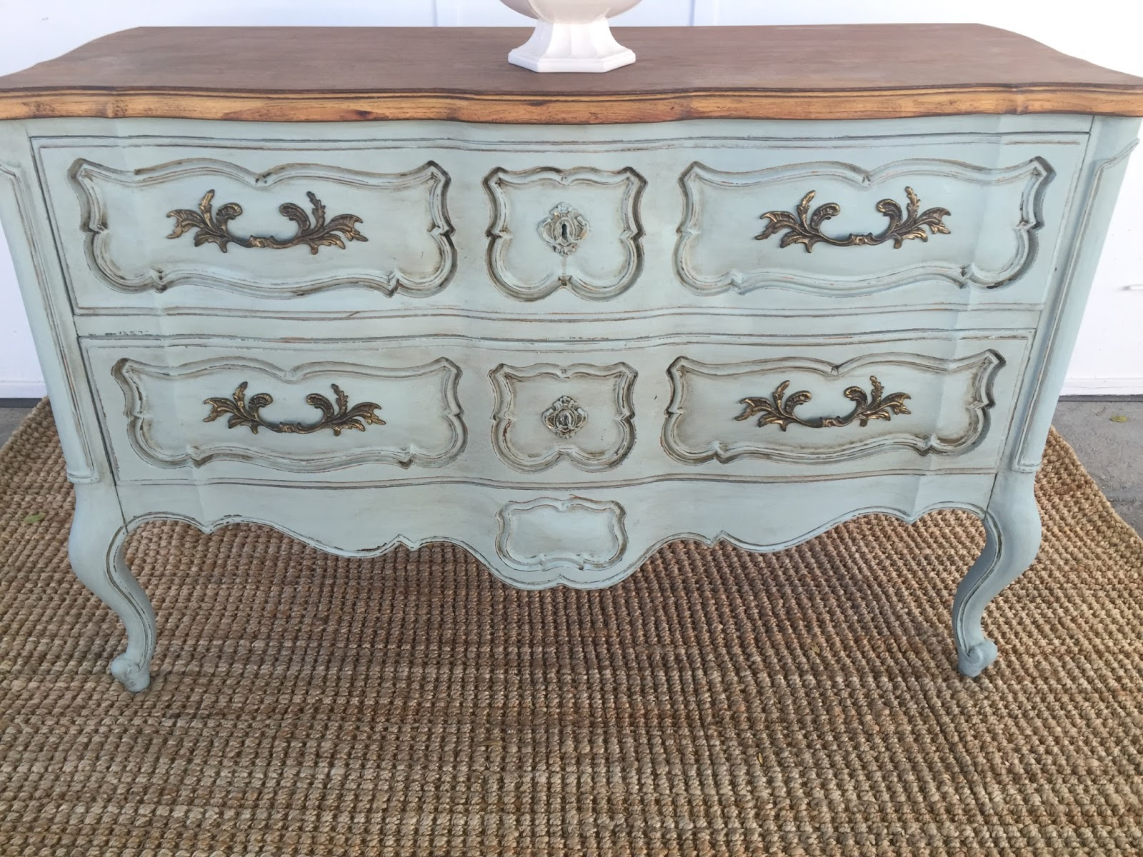 D D S Cottage And Design French Provincial Buffet Dresser