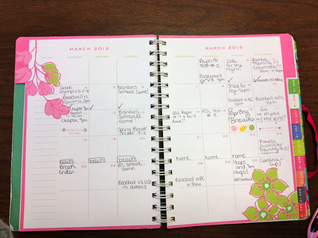 Displaying 19> Images For - College Homework Planner...