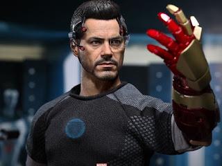 Teknologi Super Hero Iron Man III yang sudah ada Di Dunia Nyata