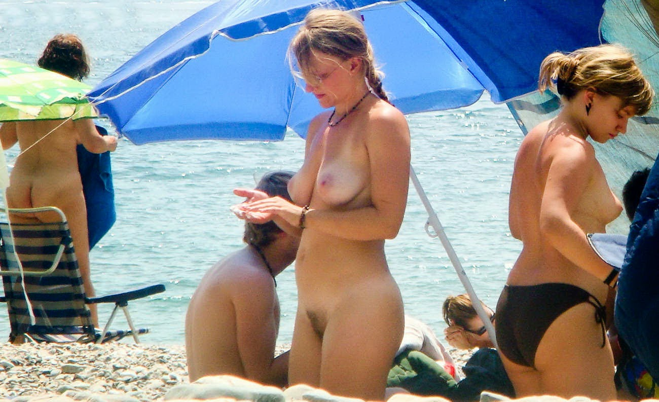 Nude beaches of spain join. was