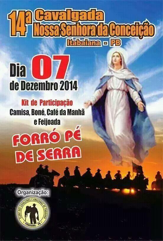 14ª Cavalgada Nossa Senhora da Conceição