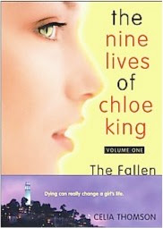 bookcover of 9 Lives of Chloe King - THE FALLEN