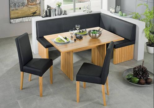 Corner dining table plans