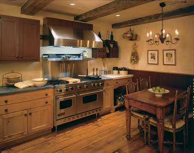 Kitchen Design: Custom Kitchen Design Ideas
