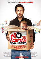 No se Aceptan Devoluciones<br><span class='font12 dBlock'><i>(Instructions Not Included)</i></span>