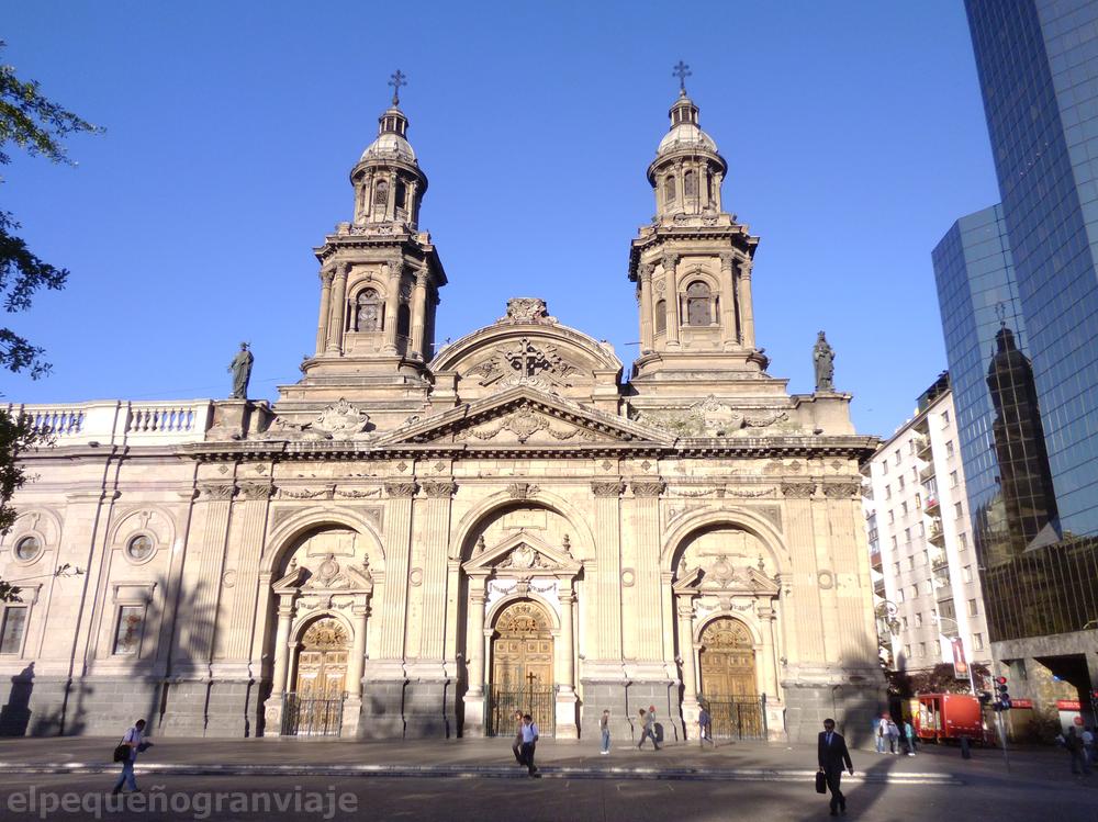 Santiago de Chile, Chile, Catedral