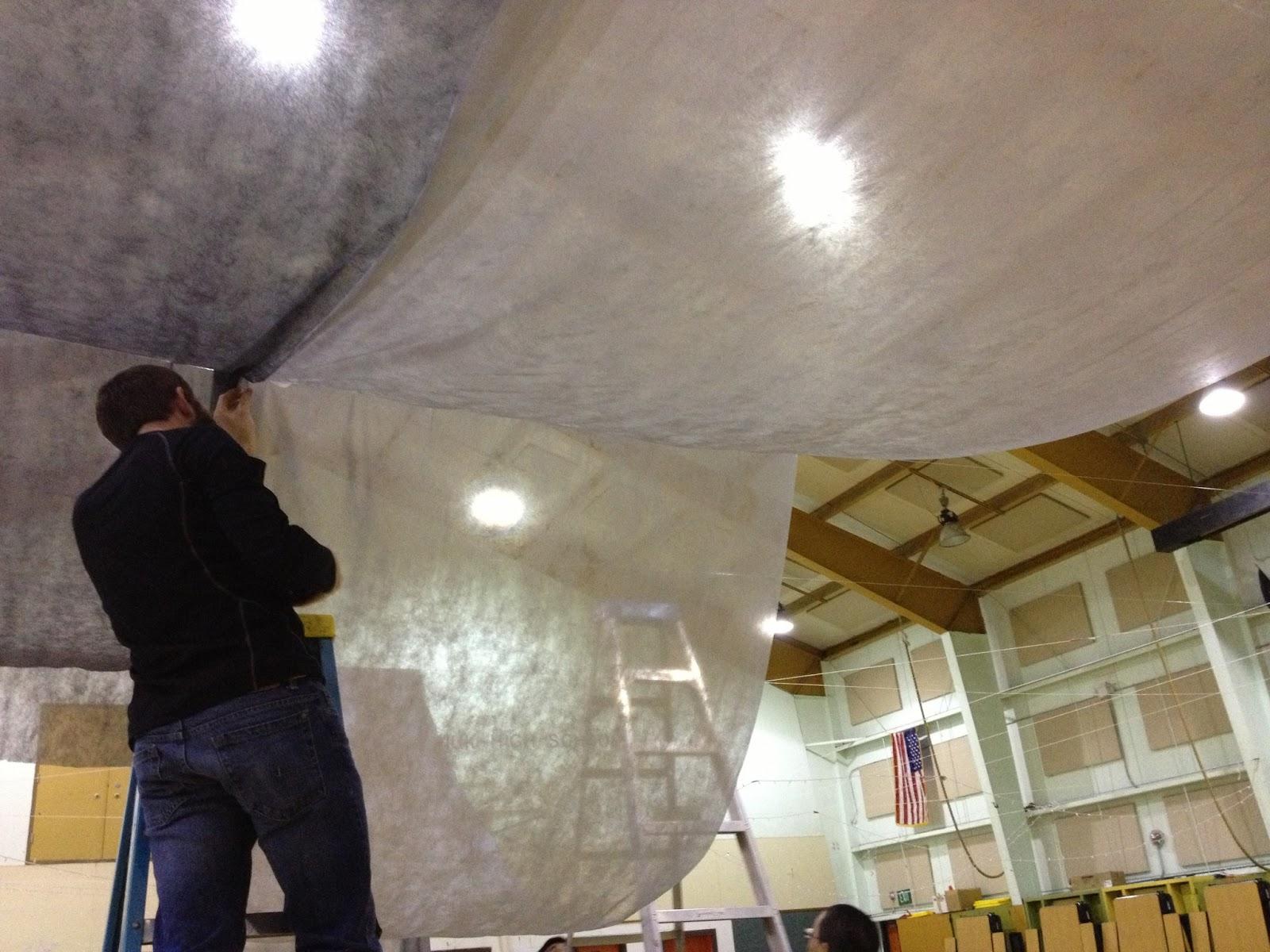 adventures in alaska - Gossamer Fabric