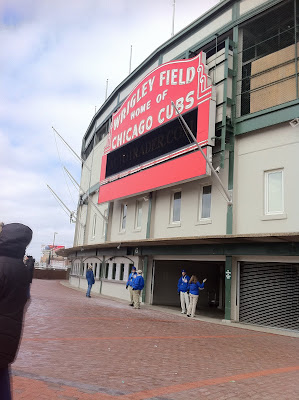 Wrigley Tours Open