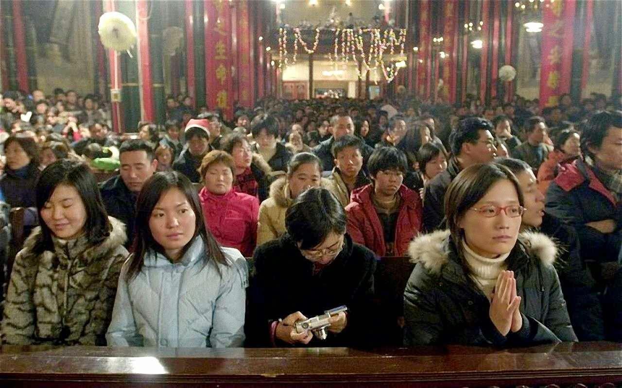 Na China, Jesus é muito mais procurado que os ditadores comunistas