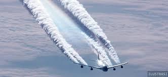 Awan, Hujan, Pesawat, langit