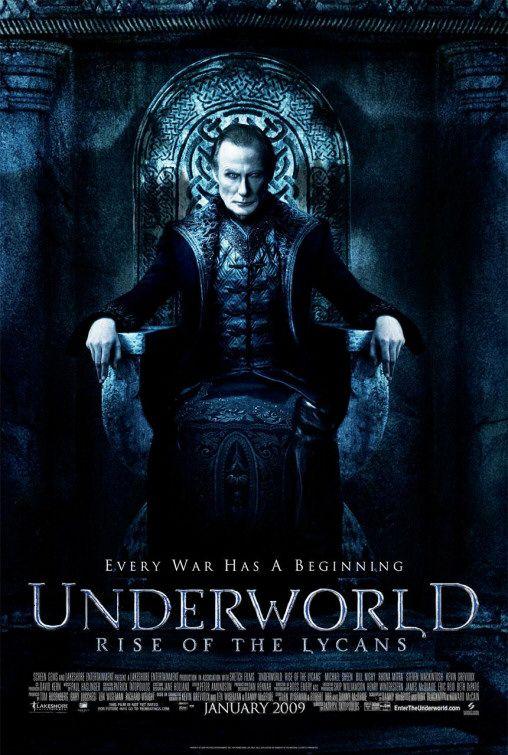 Thế giới ngầm 3: Người Sói Nổi Dậy  - Underworld III: Rise Of The Lycans