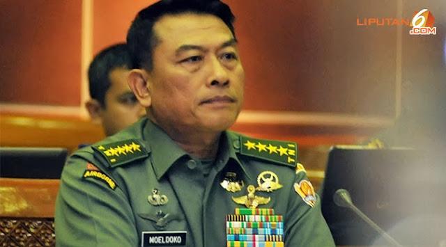Jendral Moeldoko Berambisi Membentuk Pasukan Khusus Nomor Satu di Dunia