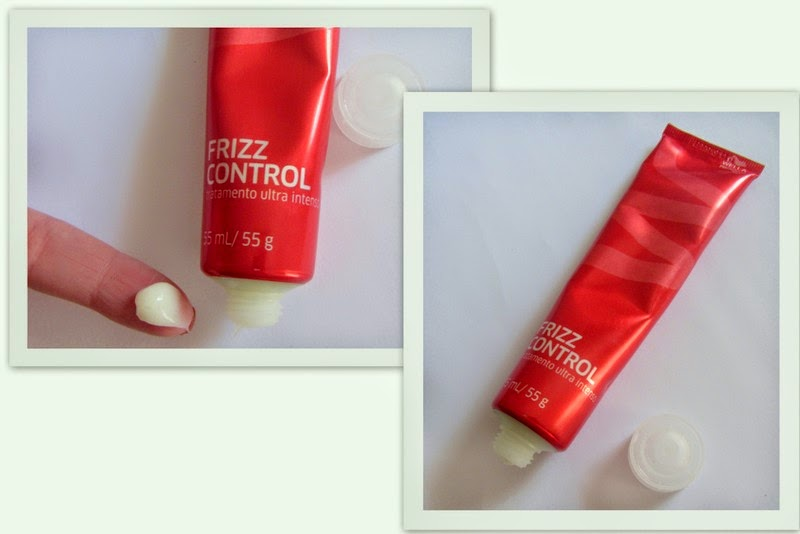 Tratamento Ultra Intensivo Frizz Control – Wella ProSeries