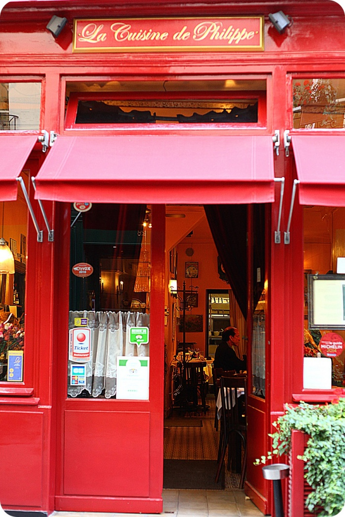 Recordings of Life: Paris: La Cuisine de Philippe on