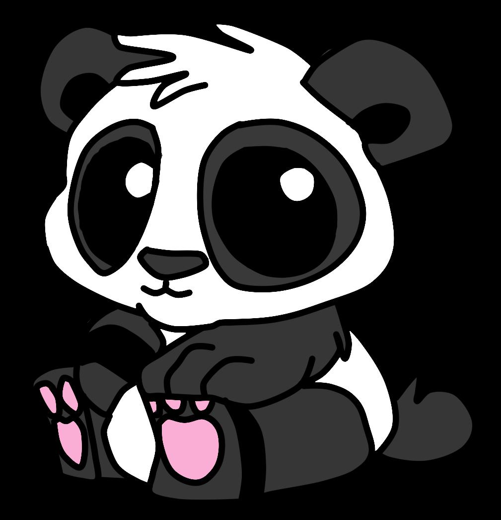 Aldii0219tutos pandas kawaii png - Coloriage a imprimer panda ...