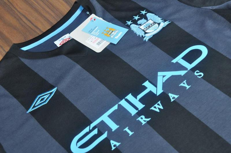 Manchester City Away 3rd Musim 2012/2013