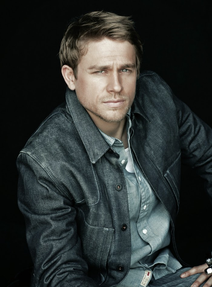 Charlie Hunnam Hot Images