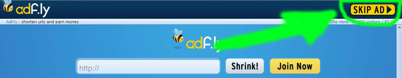 Klik Link Downloadnya Setelah itu akan muncul iklan dari adf.ly Klik ...
