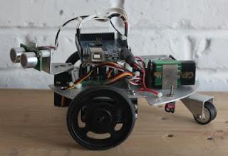 Baby robot Arduino
