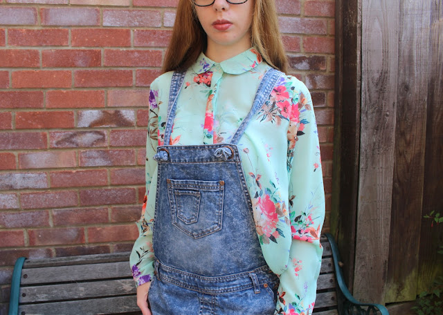 How I Style | Dungarees primark cute fun