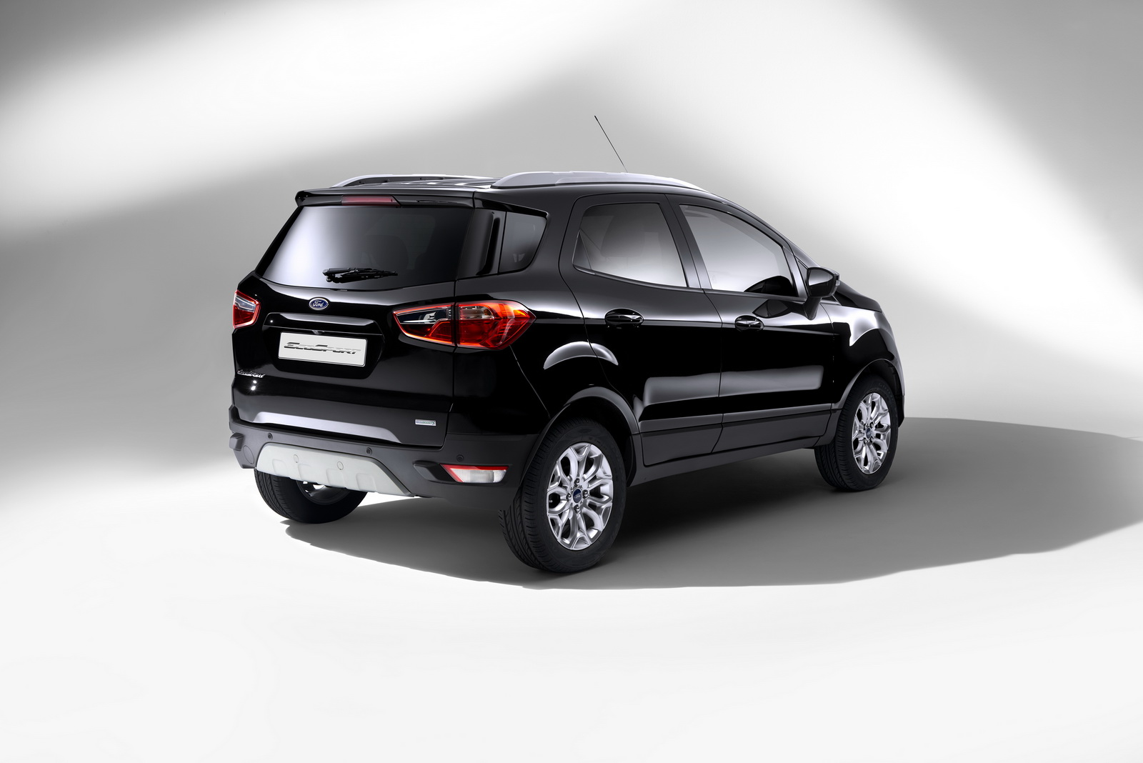 Ford Ecosport SUV Receives Minor Updates 15 TDCi Now Rated At 95PS