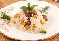 misafirlerinize sunabileceğiniz güzel bir davet sofrası yemeği