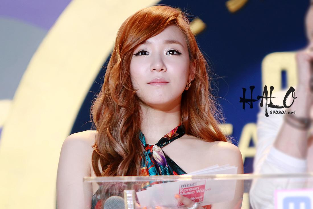 Snsd Tiffany Photos Tiffany At Korean Music Wave At Bangkok