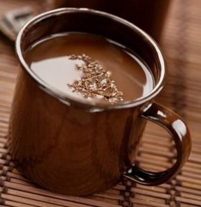 fácil de Fazer Chocolate quente MAIZENA Receitas