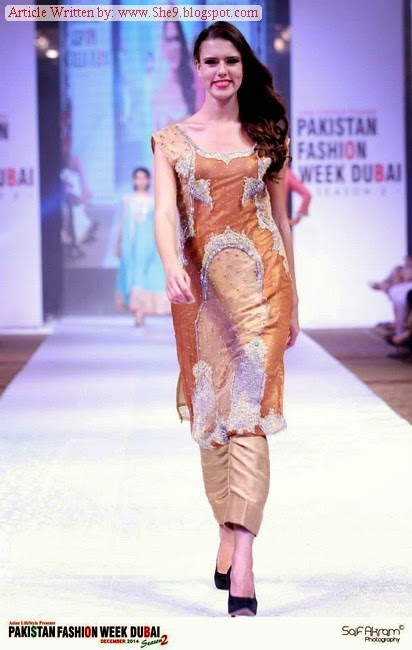 Pakistan Fashion Week Dubai 14