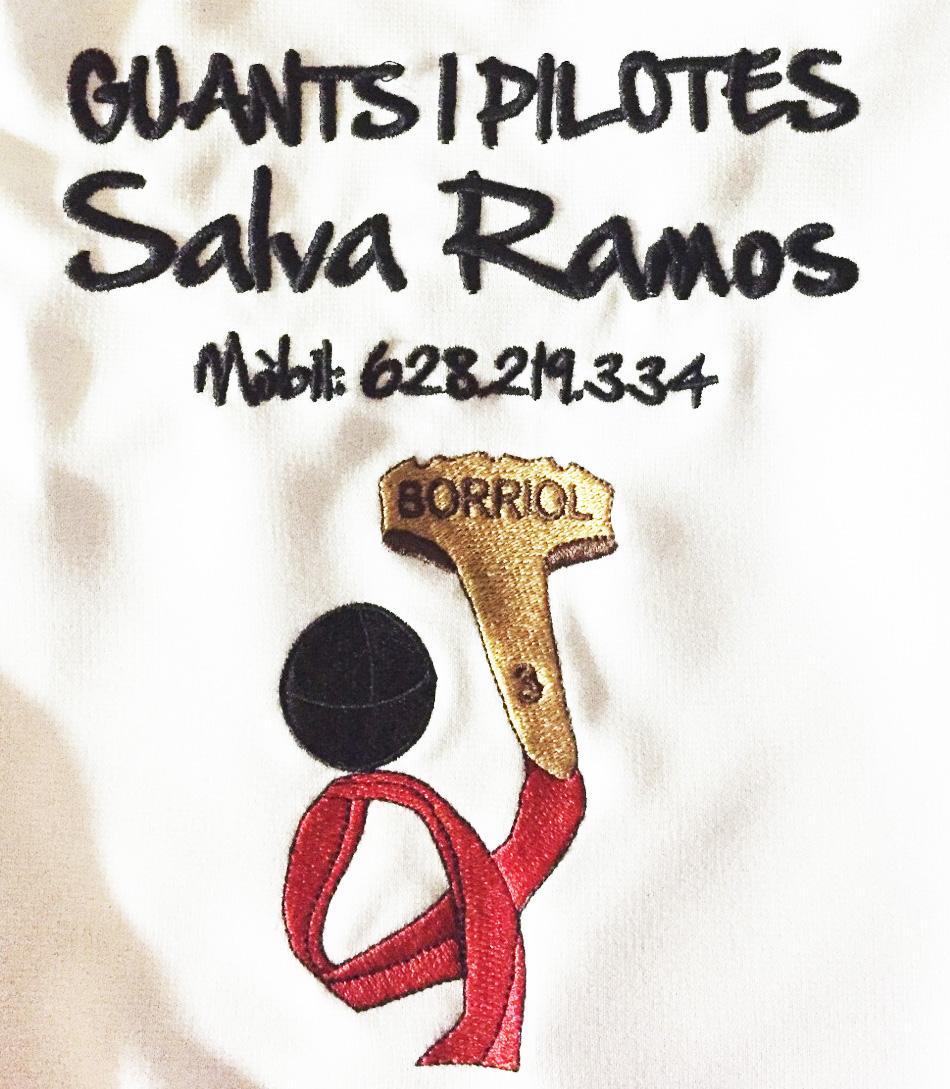 Guants i Pilotes Salva Ramos