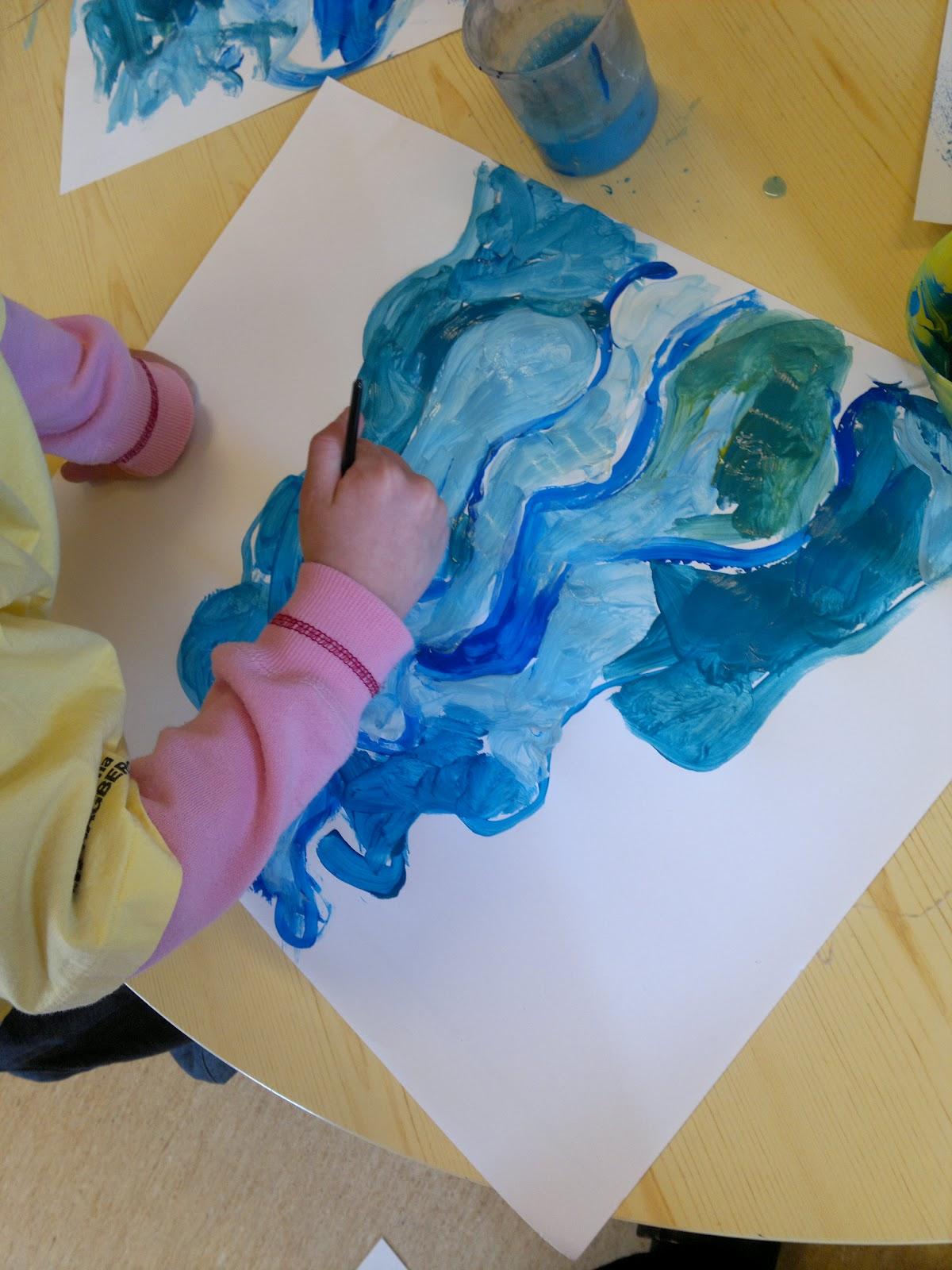 Min danssjäls resa!.....: Naturvetenskap i förskolan:Tema vatten ...