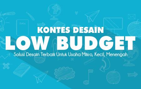 Kontes Desain Low Budget