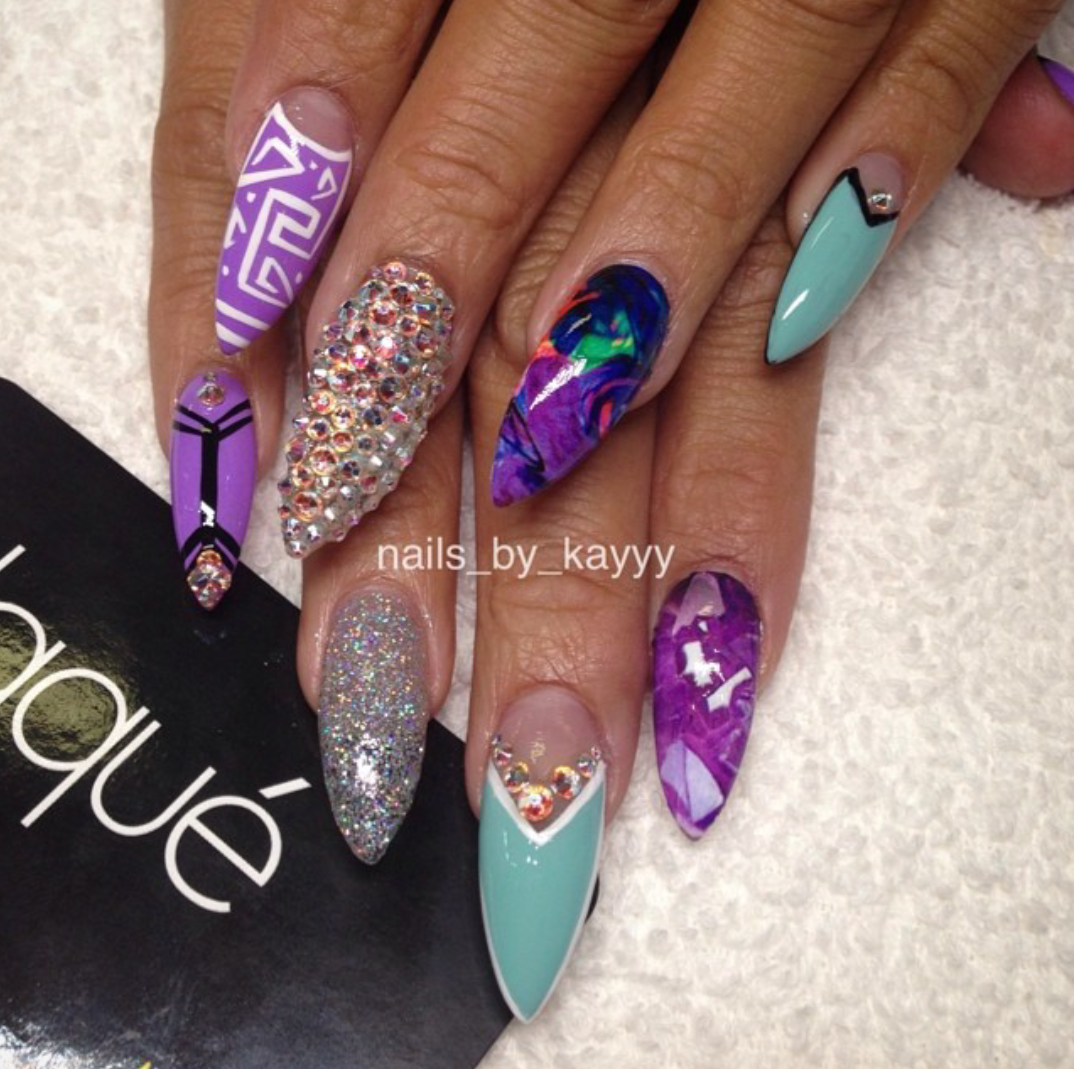 Nails by Kayy from Laque Nail Salon talks celebrity clients, her favorite polish brands and summer nail trends.