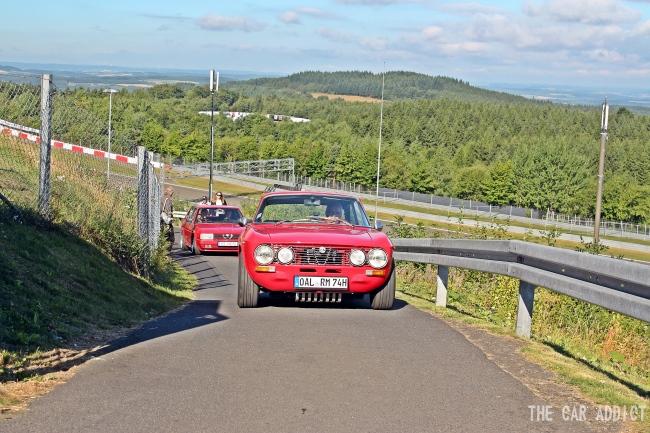 Oldtimer Grand Prix 2013 Alfa Romeo