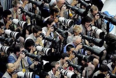 Resultado de imagen para muchos fotografos