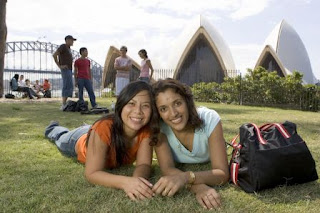 IELTS test, study in Australia, earn master degree, australian university