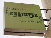 Absinthe restaurant - Bukit Pasoh Road