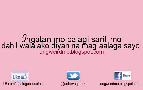 For Him Quotes Tagalog