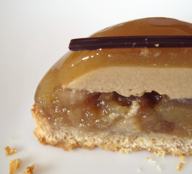 Des Gâteaux et du Pain - Claire Damon - Tarte Poire-Muscovado