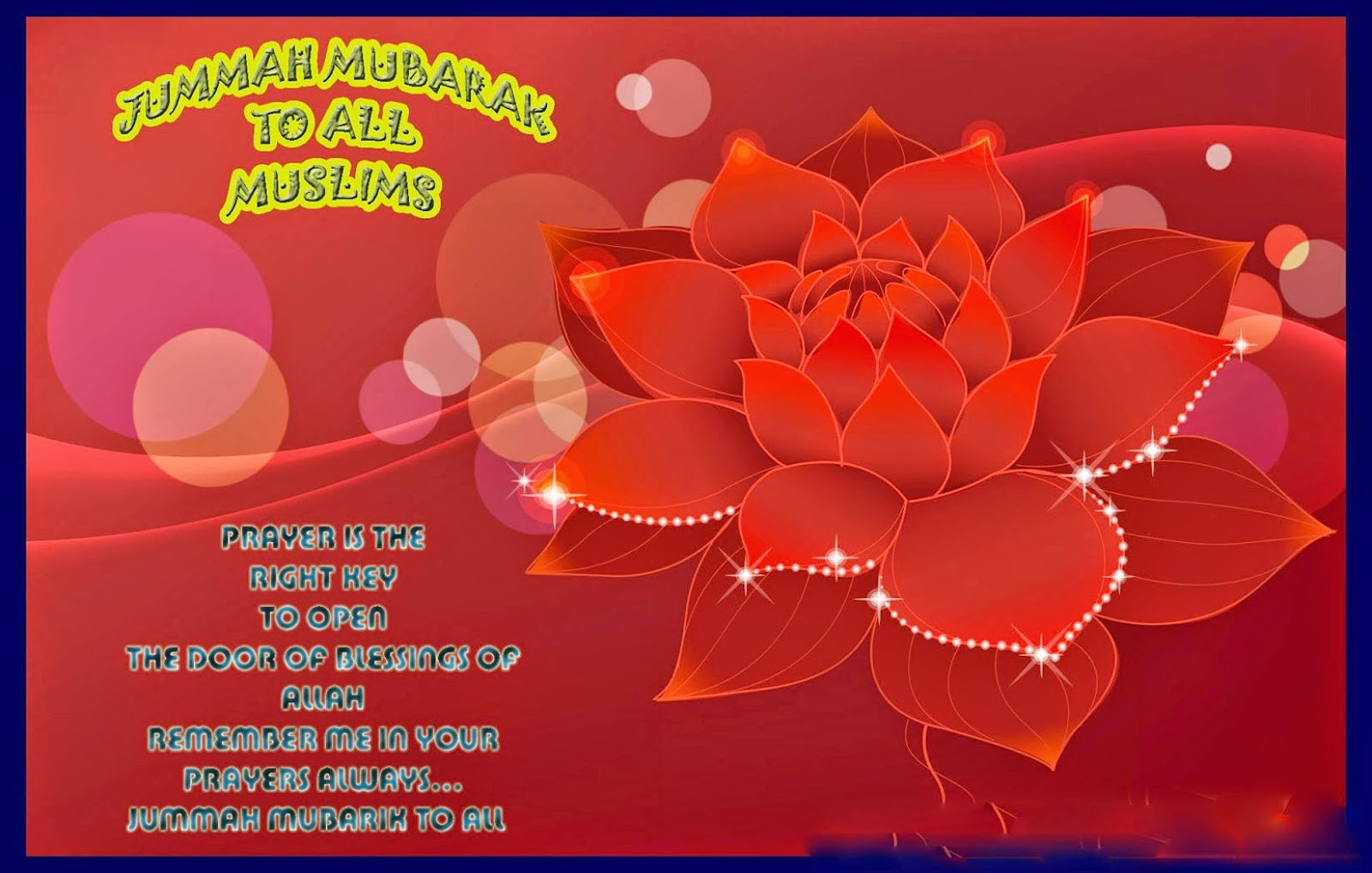 Jumma mubarak 2014 wallpaper download unique wallpapers jumma mubarak card and greetings m4hsunfo
