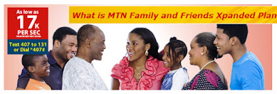 MTN Family and Friends-TechBase