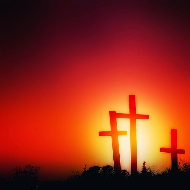 Imágen cruz Dios Jesús