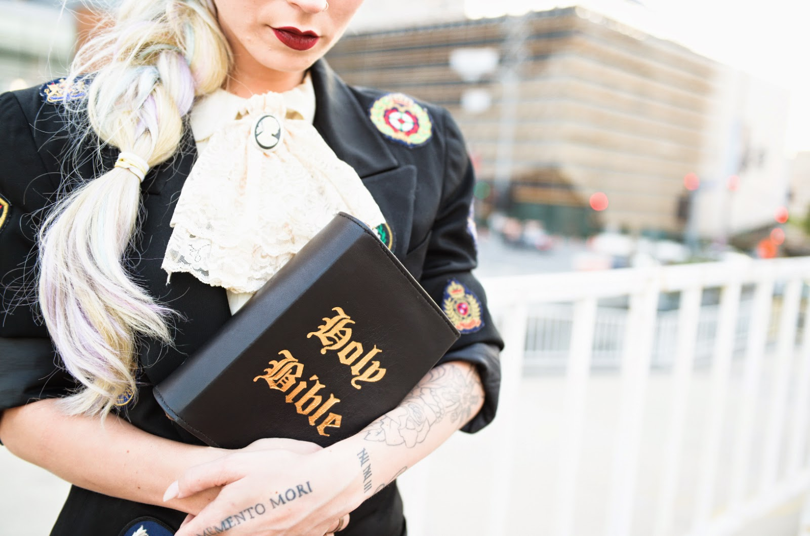 http://skinny-bags.com/?product=clutch-holy-bible-black-leather