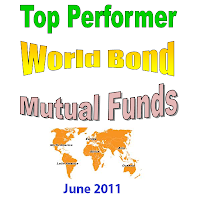 Top Performer World Bond Funds June 2011 | Global